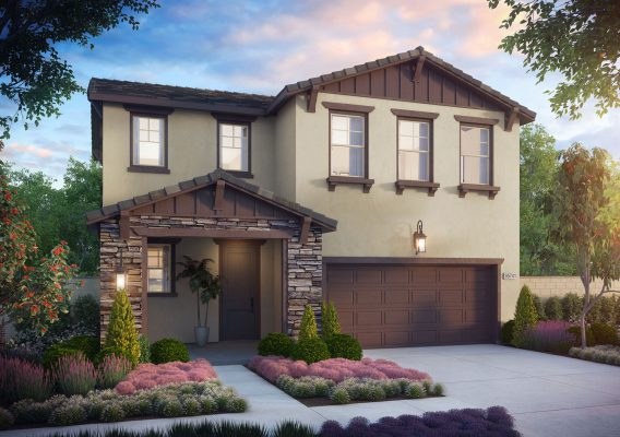 Alicante Home Exterior images-Homes for Sale in Pomona, CA
