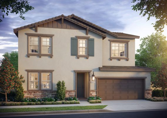 Madrone Home Exterior images-Pomona, CA Homes for Sale
