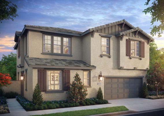 Madrone Home Exterior images-Pomona, CA Homes