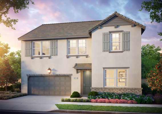 Madrone Exterior - Homes for Sale in Pomona