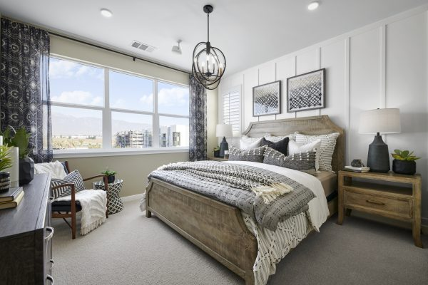 Aspire at The Resort Home Bedroom image - Rancho Cucamonga, CA Homes for Sale