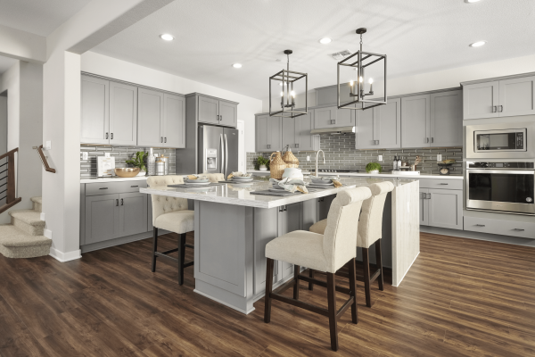 Bridgeport at River Islands Kitchen photo-New Homes for Sale in Lathrop, CA